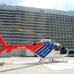 مهبط طائرة الإسعاف Medical Care SPA