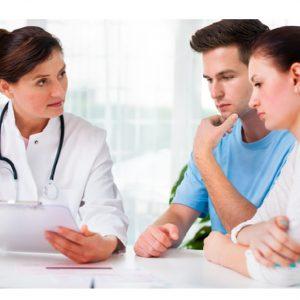 الإستشارة الطبية مع الأخصائيين