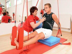 العلاج الطبيعي للكبار - مصحات التشيك